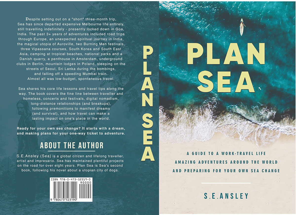 The Plan Sea Book is Released to the World • Digital Nomad
